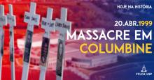 20 de abril de 1999: Massacre em Columbine